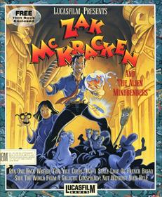 Zak McKracken and the Alien Mindbenders Enhanced