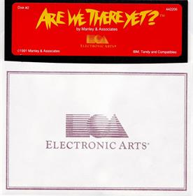 Are We There Yet? - Disc