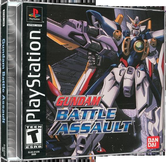 Gundam Battle Chronicle English Patch Free Download: Gundam Battle Assault Details