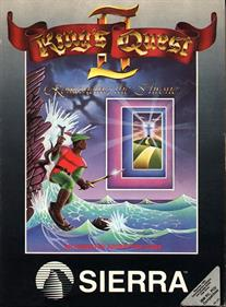 King's Quest II: Romancing the Throne (PCjr)