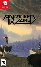 Another World - Fanart - Box - Front