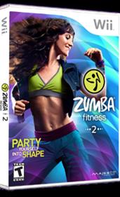 Zumba Fitness 2 - Box - 3D