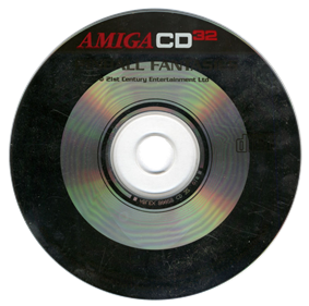 Pinball Fantasies - Disc