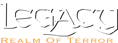 The Legacy: Realm of Terror - Clear Logo