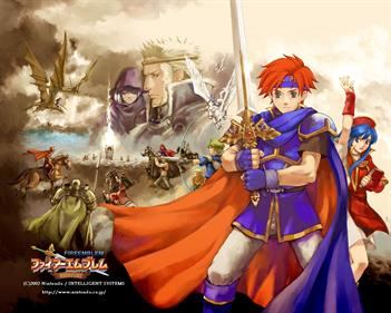 Fire Emblem: Fuuin no Tsurugi - Fanart - Background
