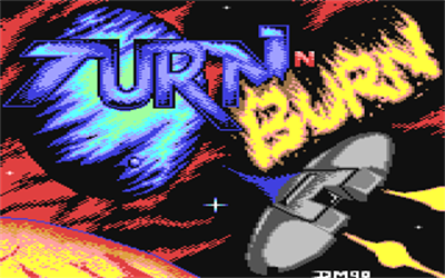 Turn n Burn  - Screenshot - Game Title