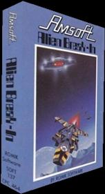 Alien Break-In - Box - 3D