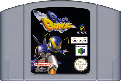 Buck Bumble - Cart - Front