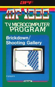 Brickdown / Shooting Gallery