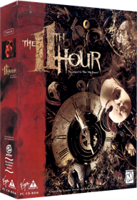 The 11th Hour - Box - 3D