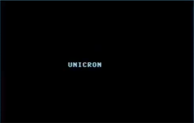 Unicron II - Screenshot - Game Title