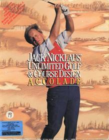 Jack Nicklaus' Unlimited Golf & Course Design