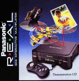 Panasonic Demonstration CD