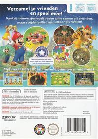 Mario Party 9 - Box - Back