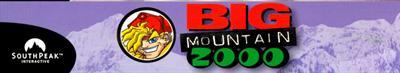 Big Mountain 2000 - Banner