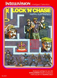 Lock 'n' Chase - Box - Front