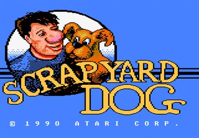 Scrapyard Dog - Screenshot - Game Title