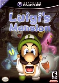 Luigi's Mansion - Box - Front