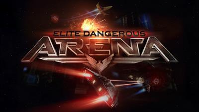 Elite Dangerous Arena - Fanart - Box - Front