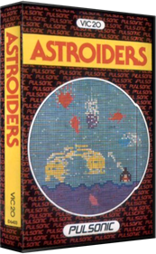 Astroiders - Box - 3D