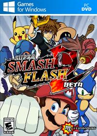 Super Smash Flash 2 - Box - Front