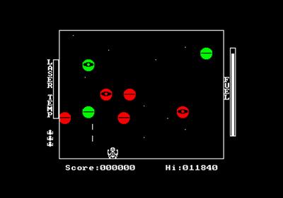 Ahhh!!! Laser Malfunction! - Screenshot - Gameplay