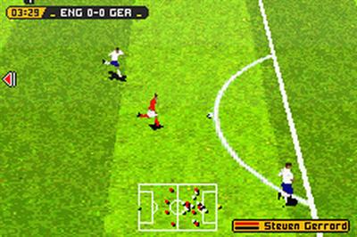 2006 FIFA World Cup - Screenshot - Gameplay