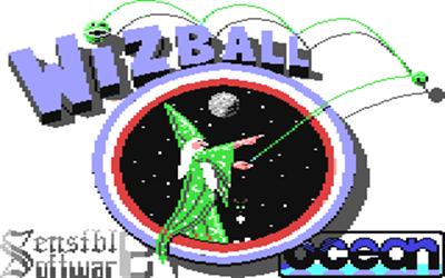 Wizball - Screenshot - Game Title