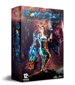 Bombshell - Box - 3D
