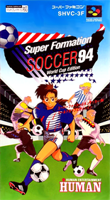 Super Formation Soccer 94: World Cup Edition