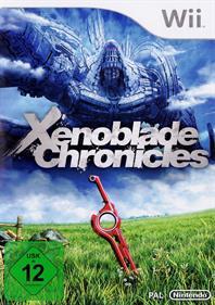 Xenoblade Chronicles - Box - Front