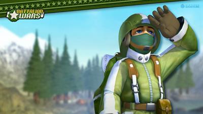 Battalion Wars - Fanart - Background