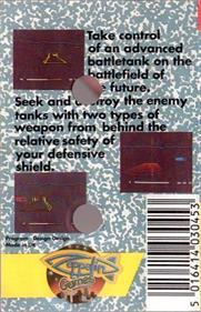 Tank Busters - Box - Back