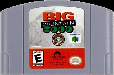 Big Mountain 2000 - Cart - Front