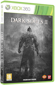 Dark Souls II - Box - 3D