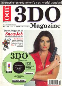 3DO Magazine: Interactive Sampler No 10