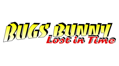 Bugs Bunny: Lost in Time - Clear Logo