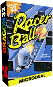 Racer Ball - Box - 3D
