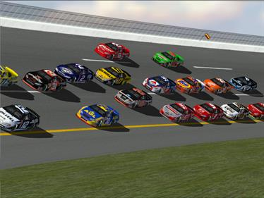 NASCAR Racing 2003 Season - Screenshot - Gameplay