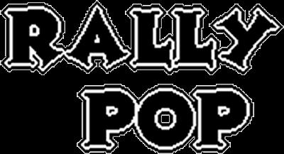 Rally Pop - Clear Logo