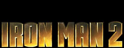 Iron Man 2 - Clear Logo