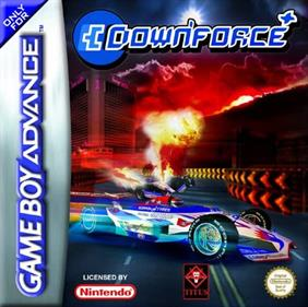 Downforce - Box - Front