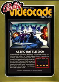 Astro Battle - Box - Front - Reconstructed