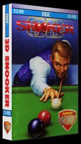 3D Snooker - Box - 3D