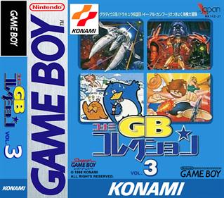 Konami GB Collection Vol.3