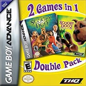 2 Games in 1 Double Pack: Scooby-Doo + Scooby-Doo 2: Monsters Unleashed