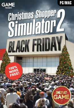 Christmas Shopping Simulator.Christmas Shopper Simulator 2 Black Friday Details