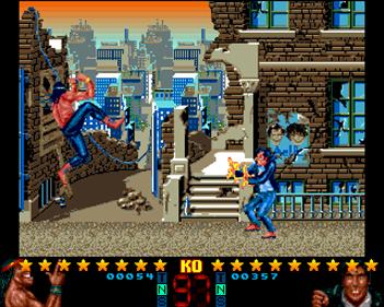 Dangerous Streets - Screenshot - Gameplay