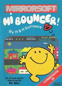 Hi Bouncer!