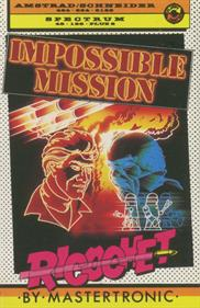 Impossible Mission - Box - Front